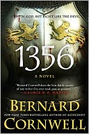 1356 by Bernard Cornwell: Book Cover