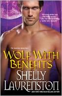 Wolf with Benefits (Pride Stories Series #8) by Shelly Laurenston: Book Cover