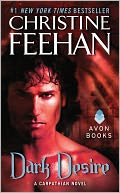 Dark Desire (Dark Series #2) by Christine Feehan: NOOK Book Cover