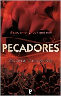 Pecadores (Backstage Pass) by Olivia Cunning: NOOK Book Cover
