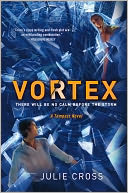 Vortex (Tempest Trilogy Series #2) by Julie Cross: Book Cover