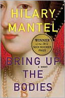 Bring Up the Bodies by Hilary Mantel: Book Cover