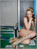 Kylie Fashion by Kylie Minogue: Book Cover