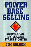 Power Base Selling by Jim Holden: Book Cover
