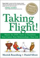 Taking Flight! by Merrick Rosenberg: Book Cover