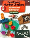 Developing Number Concepts, Book 2 by Kathy Richardson: Book Cover
