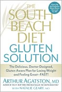 The South Beach Diet Gluten Solution by Arthur Agatston: Book Cover