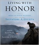 Living with Honor by Sal Giunta: CD Audiobook Cover
