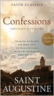 Confessions of Saint Augustine by Saint Augustine: Book Cover