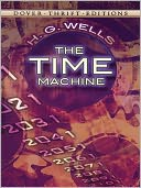 The Time Machine by H. G. Wells: NOOK Book Cover