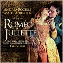 Gounod: Romo et Juliette by Andrea Bocelli: CD Cover