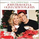 This Christmas by John Travolta: CD Cover