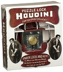 Houdini Lock and Key Brainteaser by Recent Toys: Product Image