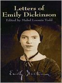 Letters of Emily Dickinson by Emily Dickinson: NOOK Book Cover