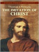 The Imitation of Christ by Thomas  Kempis: NOOK Book Cover