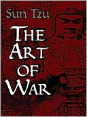 The Art of War by Sun Tzu: NOOK Book Cover