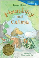 Houndsley and Catina by James Howe: Book Cover