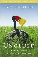 Unglued by Lysa TerKeurst: Book Cover