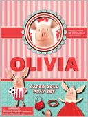 Olivia Paper Doll Play Set by Ian Falconer: Item Cover