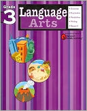 Language Arts, Grade 3 (Flash Kids Language Arts Series) by Flash Kids Editors: Book Cover