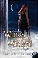 Wings of the Wicked by Courtney Allison Moulton: Book Cover