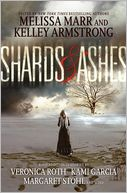 Shards and Ashes by Melissa Marr: Book Cover