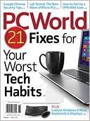 PCWorld by PCWorld: NOOK Magazine Cover