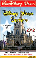 Disney World Secrets by Tom Mitchell: NOOK Book Cover