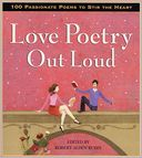 Love Poetry Out Loud by Robert Alden Rubin: Book Cover