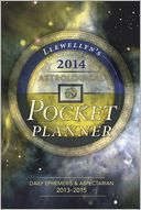 2014 Llewellyn's Astrological Pocket Planner by Llewellyn: Calendar Cover