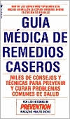 Guia Medica de Remedios Caseros by Prevention Magazine Editors: Book Cover