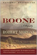 Boone by Robert Morgan: NOOK Book Cover