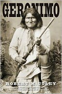 Geronimo by Robert M. Utley: Book Cover