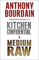 Tony Bourdain boxset by Anthony Bourdain: NOOK Book Cover
