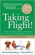 Taking Flight! by Merrick Rosenberg: NOOK Book Cover