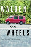 Walden on Wheels by Ken Ilgunas: Book Cover