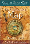 The Enchanted Map Oracle Cards by Colette Baron-Reid: Item Cover