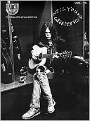 Neil Young - Greatest Hits - Guitar Play-Along Volume 79 (Book/CD) by Neil Young: Book Cover