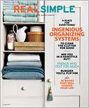 Real Simple by Time, Inc.: NOOK Magazine Cover