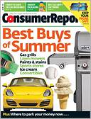 Consumer Reports by Consumer Reports: NOOK Magazine Cover