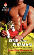 One Fine Fireman by Jennifer Bernard: Book Cover