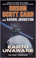 Earth Unaware by Orson Scott Card: Book Cover
