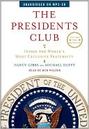 The Presidents Club by Nancy Gibbs: Audiobook Cover