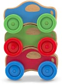 Melissa & Doug Stacking Cars by Melissa & Doug: Product Image