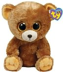 Ty Beanie Boos 6 Inch Plush - Honey bear by Ty: Product Image