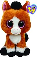 Ty Beanie Boos 6 Inch Plush - Dakota horse by Ty: Product Image