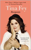 Bossypants by Tina Fey: Book Cover