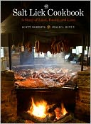 The Salt Lick Cookbook by Scott Roberts: Book Cover