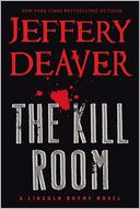 The Kill Room (Lincoln Rhyme Series #10) by Jeffery Deaver: Book Cover