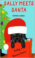Sally Meets Santa by Stephen Huneck: NOOK Kids Read to Me Cover